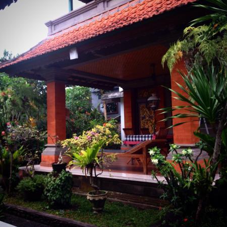 Agung Cottages: Extérieur