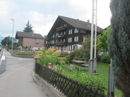 Hotel Chalet Swiss: That's Chalet Swiss