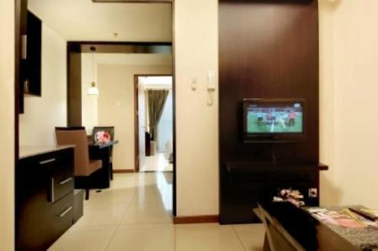 Marbella Suites Bandung: Deluxe Suite