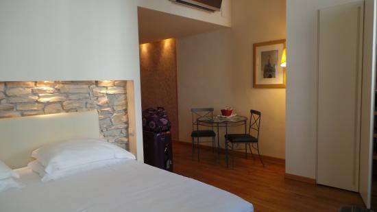 Relais Piazza Signoria : Bedroom