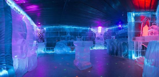 Icebarcelona : Icebar 2014