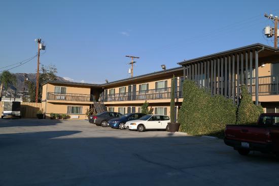 Portofino Inn Burbank: Hotel