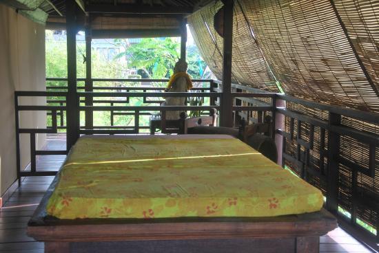 Lautan Kupu - Kupu Villas : el masaje perfecto