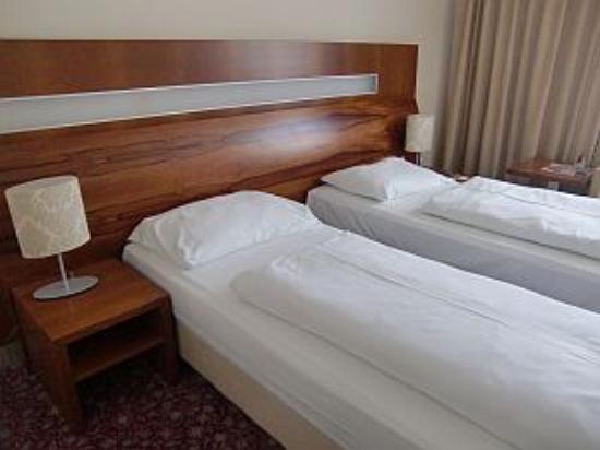 Austria Trend Hotel Europa Graz: ゆったり過ごせます。