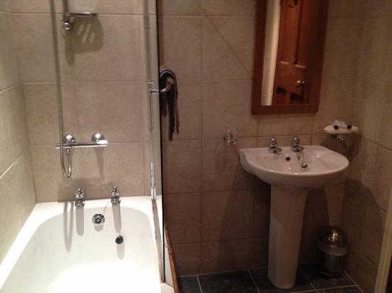 Ty Gwyn Hotel : Cottage bathroom