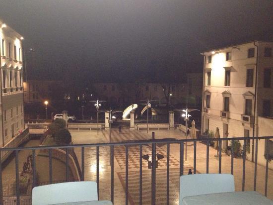 La vista della nostra terrazza - Picture of Trattoria Caprese ...