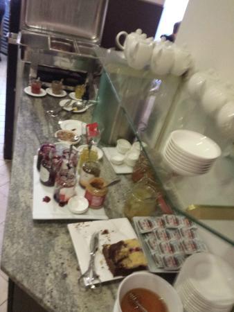 Hotel Erzgiesserei Europe: Colazione 2