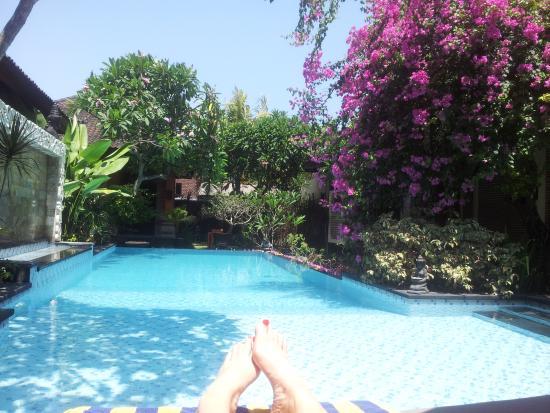 Tirta Ening Agung: relaxing