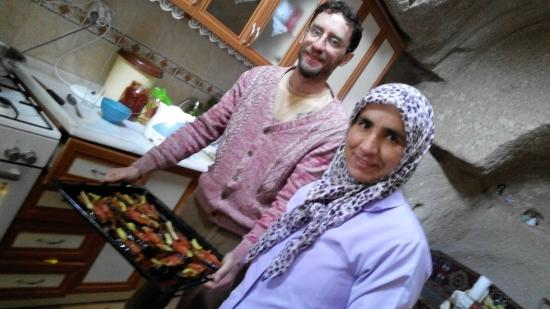 "Fatma's ""Turkish Cooking Class"" from Cafe Safak"