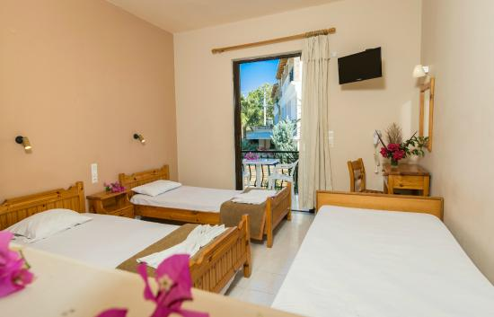Zante Plaza Hotel & Apartments: Studio