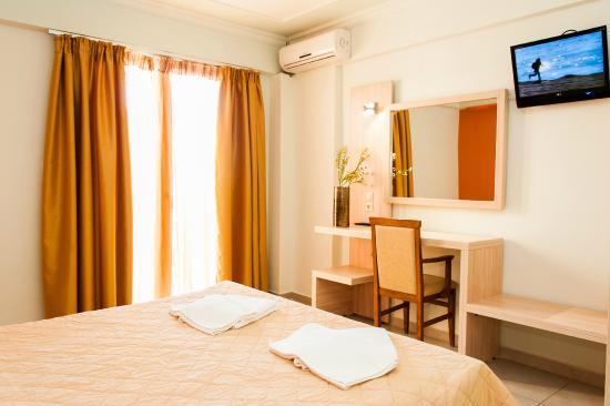 Zante Plaza Hotel & Apartments: Superior room