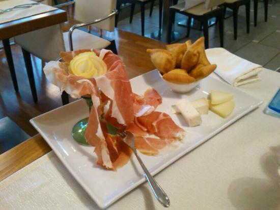 Green Mood & Food: Antipasto