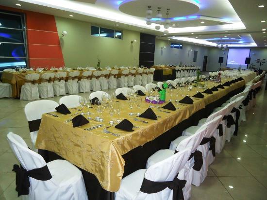 Hotel Mar Azul: Sea cual sea el evento, permítanos hacerlo un momento especial.