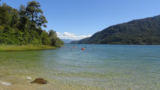 Queulat National Park: Fiordo Queulat