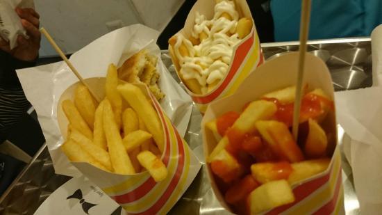 Signor Panino : Good fries