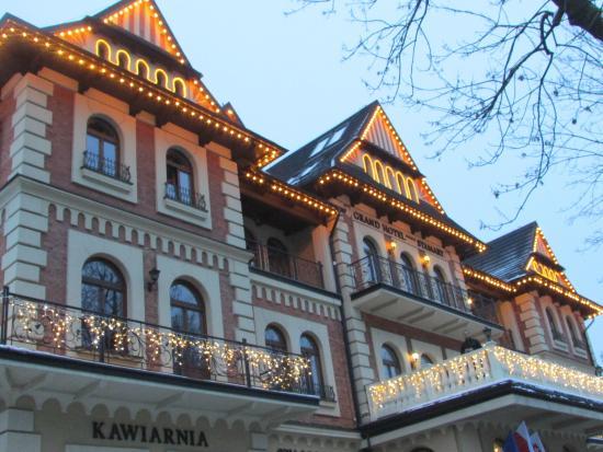 Grand Hotel Stamary: HOTEL