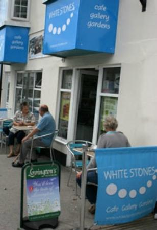 Whites Stones Cafe Gallery