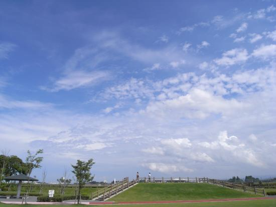 Yukuhashi, Japan: 松原展望台広場