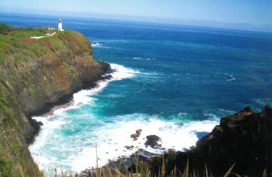 Kilauea Point National Wildlife Refuge: refuge