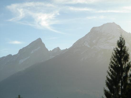 Pension Berganemone: Berge bei Berchtesgaden