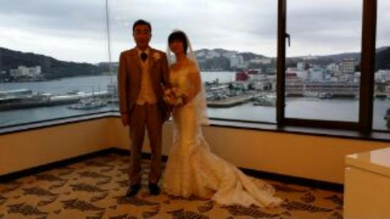 Toba Kokusai Hotel Annex, Shiojitei: 真珠婚式