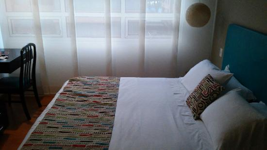 Hotel Retiro 84: Bedroom