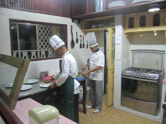 La Rosa Nautica: Chef