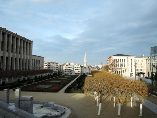 View from Kwint Terrace