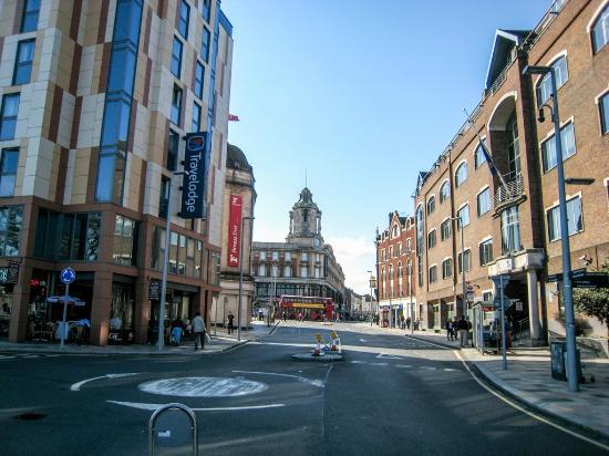 Hotel Travelodge Battersea London