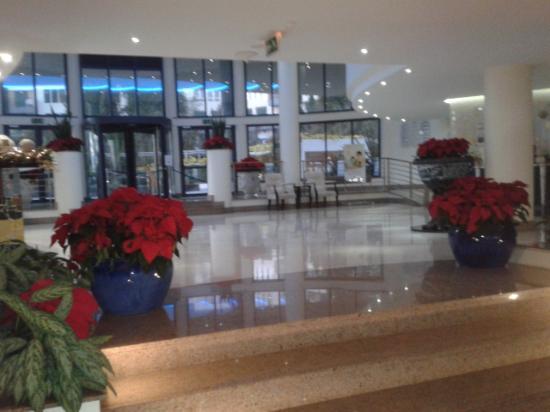 Lti Pestana Grand: Christmas decoration.