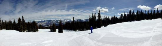 Beaver Creek Ski Area: view