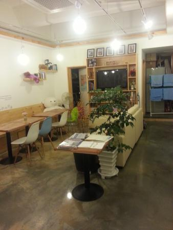 Blue Backpackers Hostel : 談話室