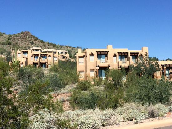 Inn at Eagle Mountain: The resort buildings