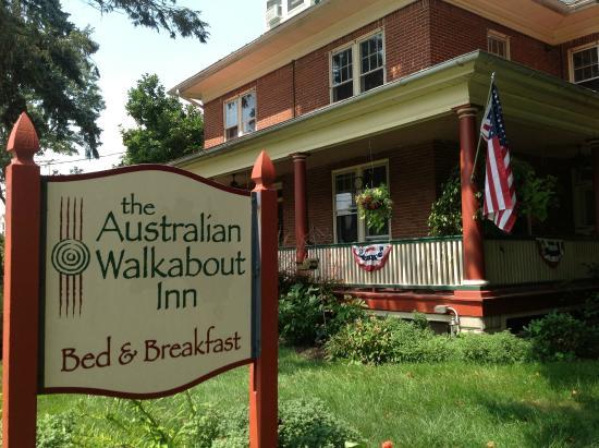 The Australian Walkabout Inn Bed & Breakfast: Welcome!