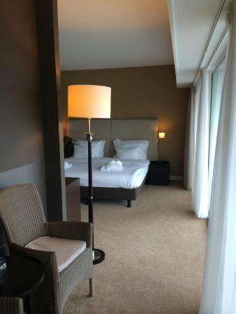 Lindner Hotel & City Lounge Antwerpen: Room