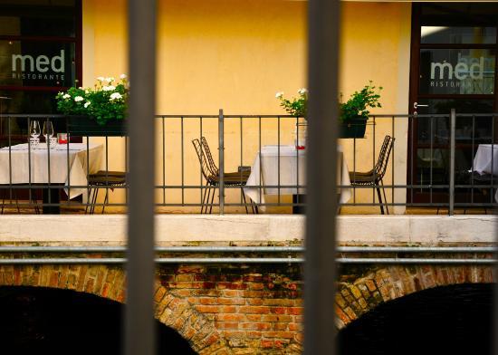 terrazza - Foto di Ristorante med, Treviso - TripAdvisor
