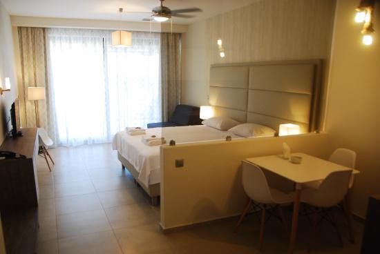 Interior - Picture of Samothraki Beach Apartments & Suites Hotel, Samothráki - Tripadvisor