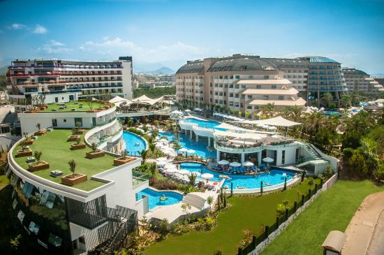 Long Beach Resort Hotel Alanya Turkey