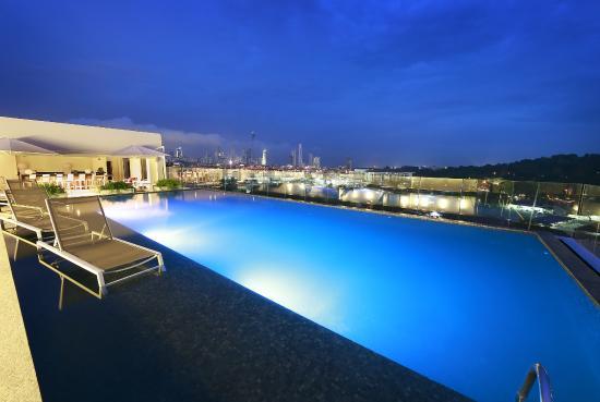 Wyndham Panama Albrook Mall: Pool area