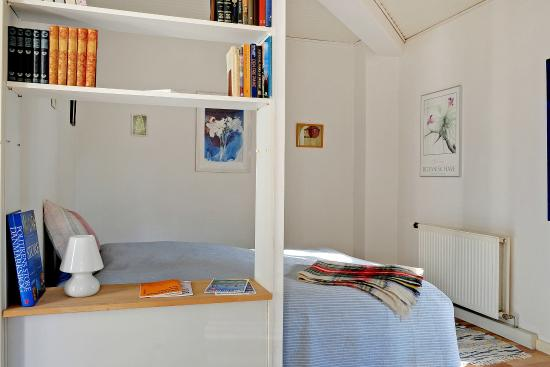 Lolland, Danmark: Double room downstairs