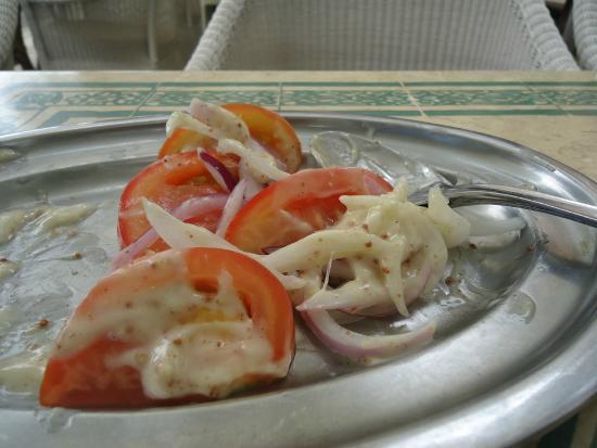 La Rambla: Canarian tomatoe salad