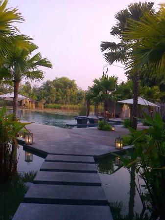 Pattara Resort & Spa: บริเวณสระน้ำ