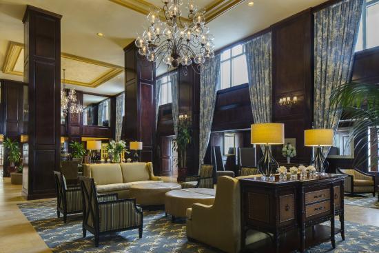 The Shores Resort & Spa: Shores Lobby