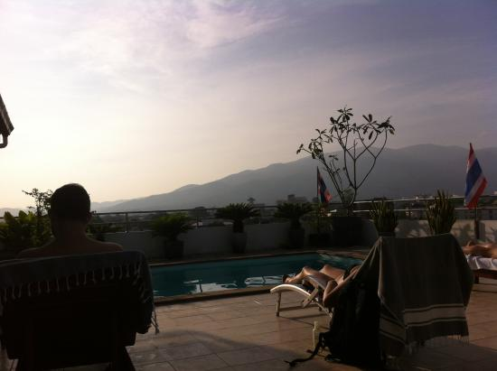 Chiangmai Smith Residence: piscine