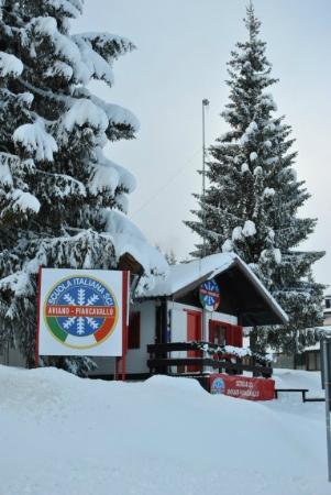 Piancavallo, Italy: La nostra sede centrale!