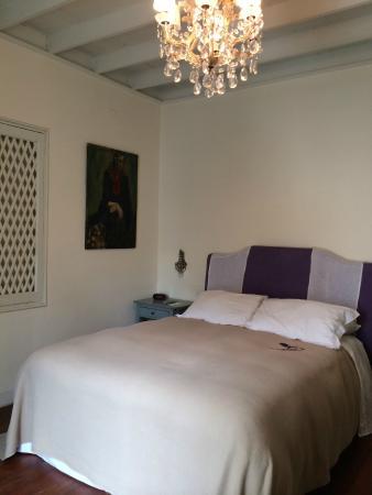Hotel Boutique Quinta Miraflores: Comfy bed