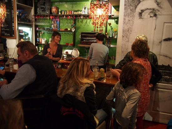 Roots Bar : le bar