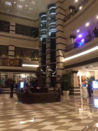 Grand Hotel Nanjing: Lobby