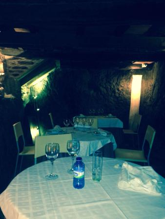 Restaurante la Carteria: Primer nivel