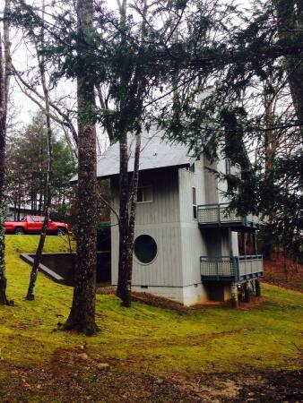 Carr's Northside Cottages & Motel : Our Cottage/Cabin.